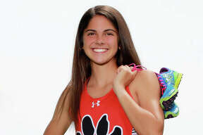 Edwardsville's Abby Korak is the 2019 Telegraph Large-Schools Girls Track Athlete of the Year.