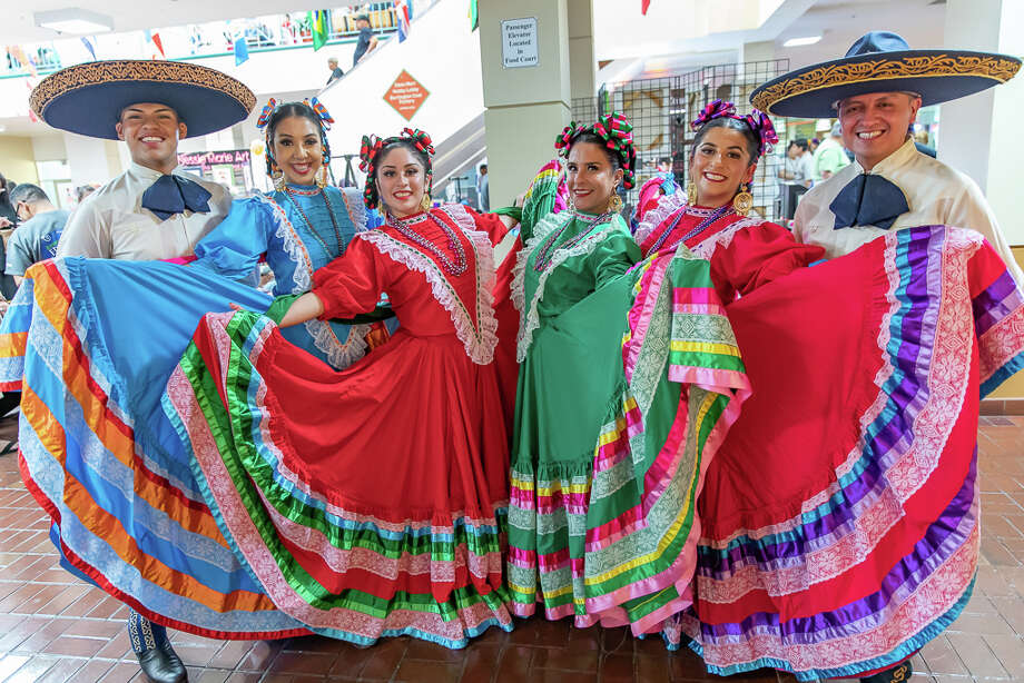 """San Antonio celebrated a Mexican icon on Saturday, July 27, 2019 at Frida Fest 2019 at the Wonderland of the Americas. This weekend, the Wonderland of the Americas is hosting""""Expo Mexican Fest."""" Photo: Joel Pena / Joel Marcos Pena Jr."""