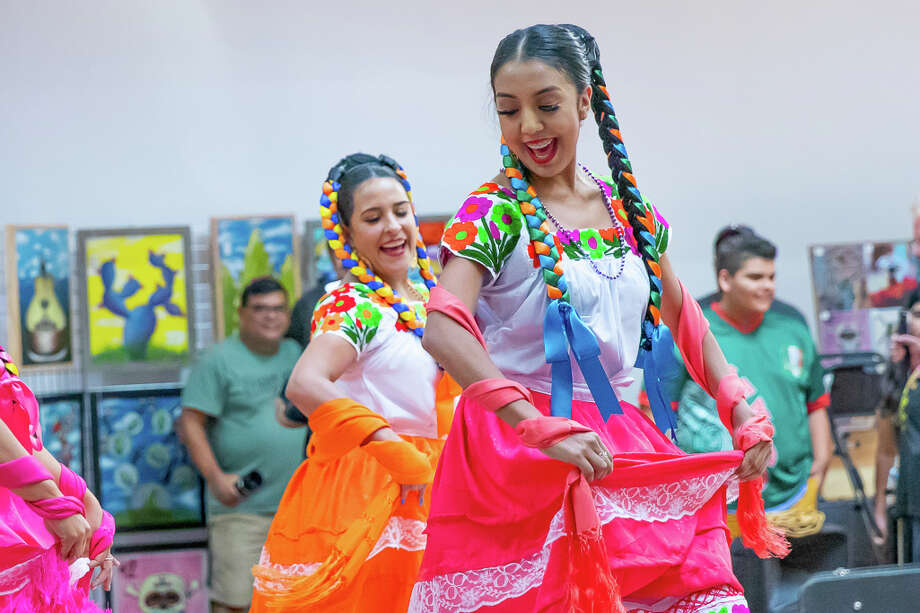 San Antonio celebrated a Mexican icon on Saturday, July 27, 2019 at Frida Fest 2019 at the Wonderland of the Americas. Photo: Joel Pena / Joel Marcos Pena Jr.