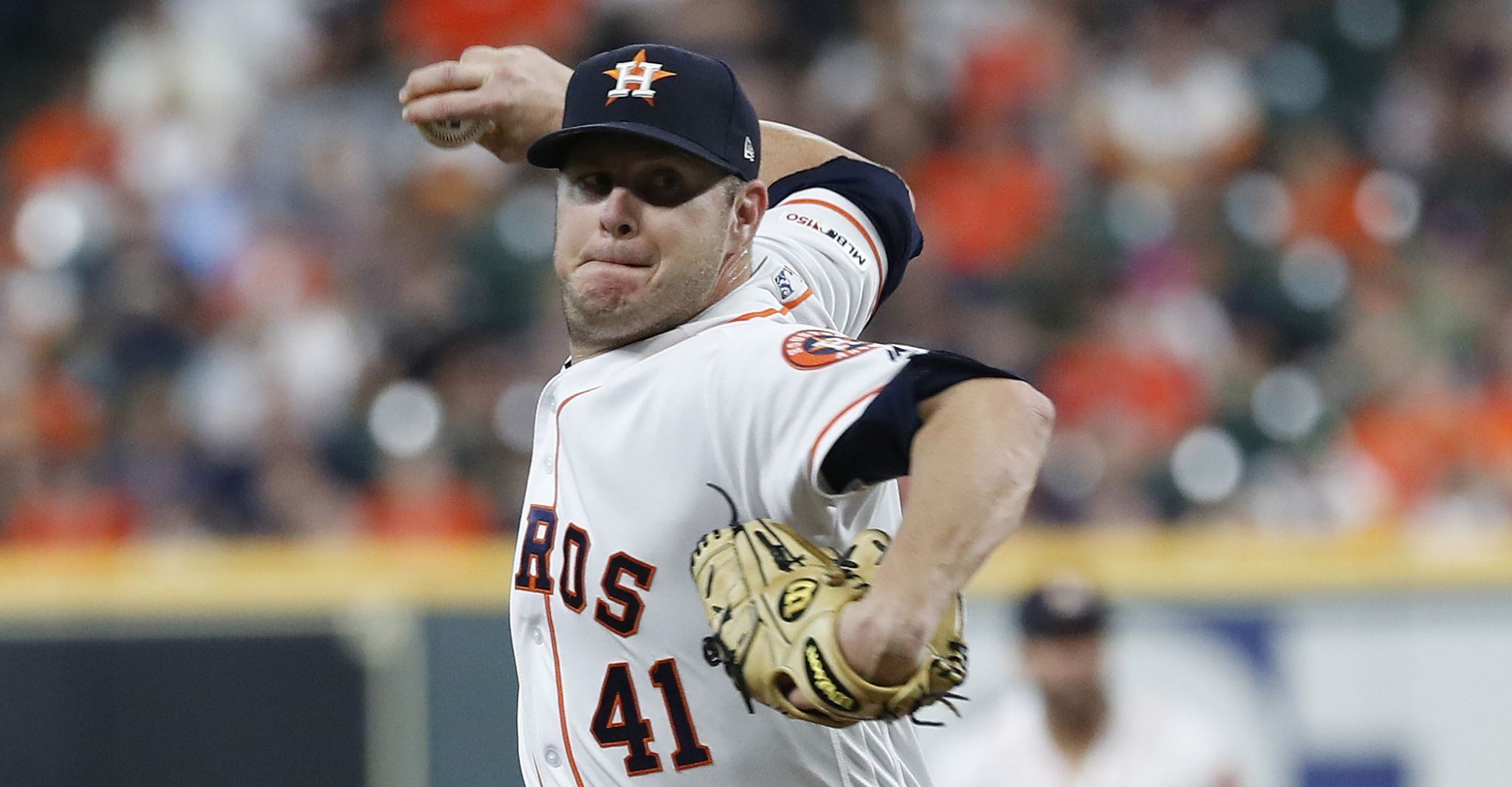 Astros plan to activate Brad Peacock from injured list Sunday