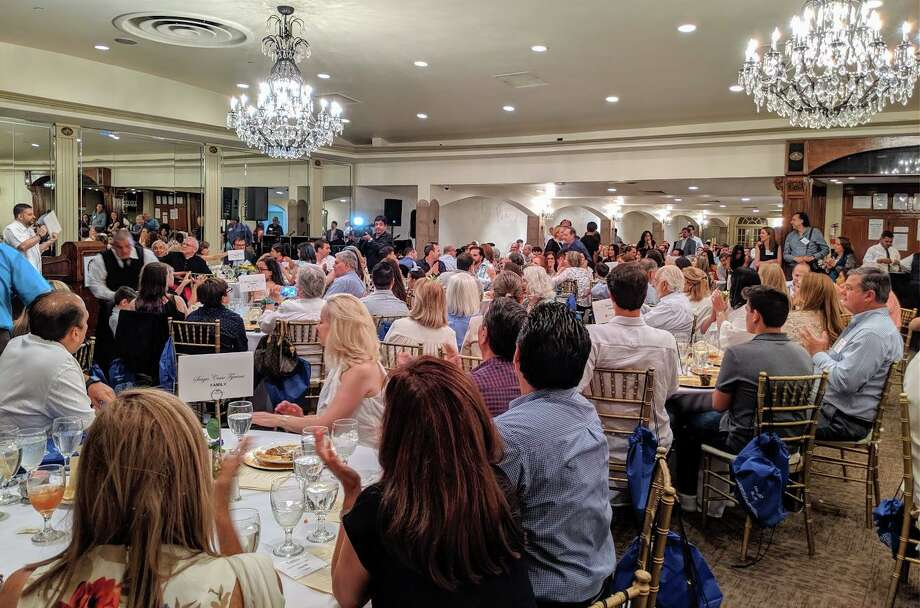 The Casso Family Reunion brought together more than 350 people Saturday night in the San Agustin Ballroom at La Posada Hotel. Photo: Jason Mack /Laredo Morning Times