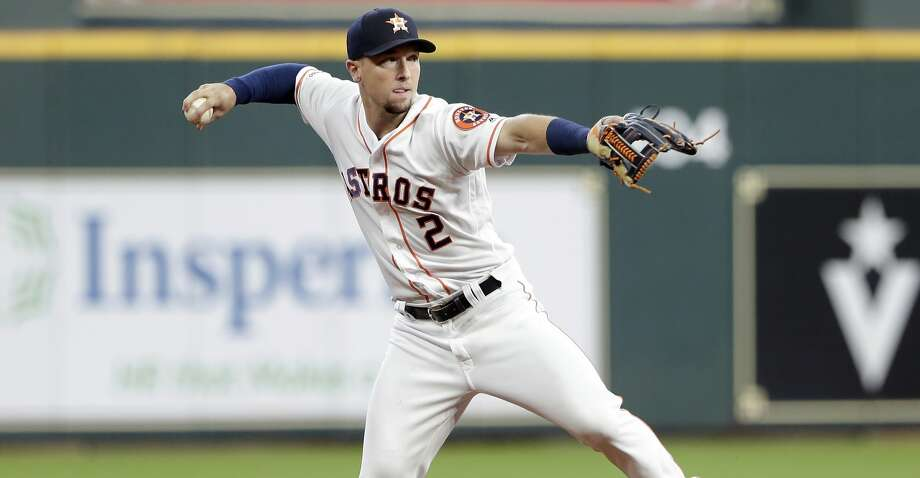 PHOTOS: Astros game-by-game Houston Astros third baseman Alex Bregman (2) fields the ball during a baseball game against the Oakland Athletics Wednesday, July 24, 2019, in Houston. (AP Photo/Michael Wyke) Browse through the photos to see how the Astros have fared in each game this season. Photo: Michael Wyke/Associated Press