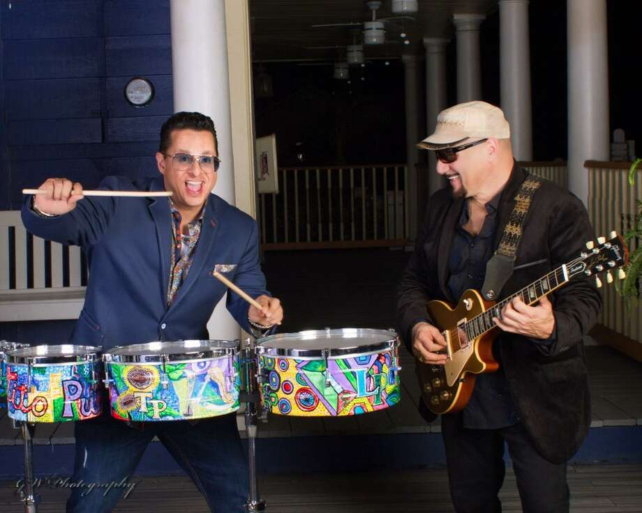 The Rico Monaco Band with Tito Puente, Jr. are among the performers at the first annual Summerfest CT at Riverwalk. Photo: Contributed Photo / / Connecticut Post
