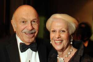Lorraine and Ed Wulfe at the Houston Symphony's Opening Night Party at The Corinthian Saturday Sept. 8,2012.