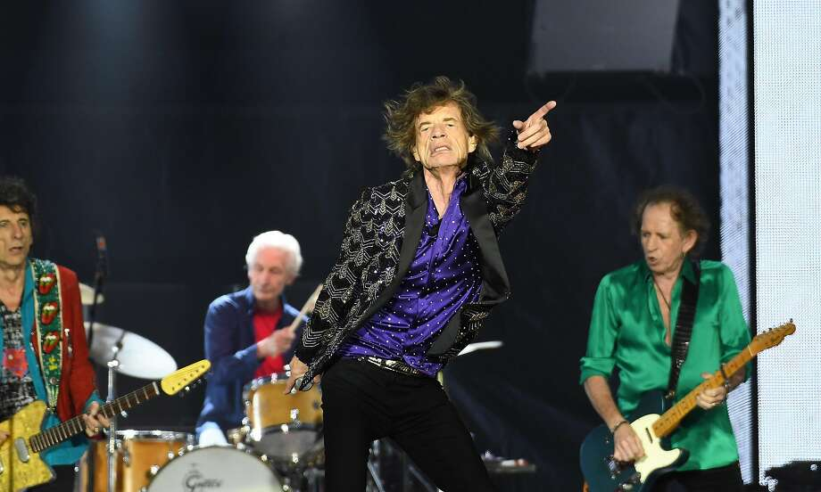 The Rolling Stones' frontman Mick Jagger recently shared a video to help raise funds for Fairfield-based Save the Children during the coronavirus pandemic. Photo: Dave Rossman, Contributor