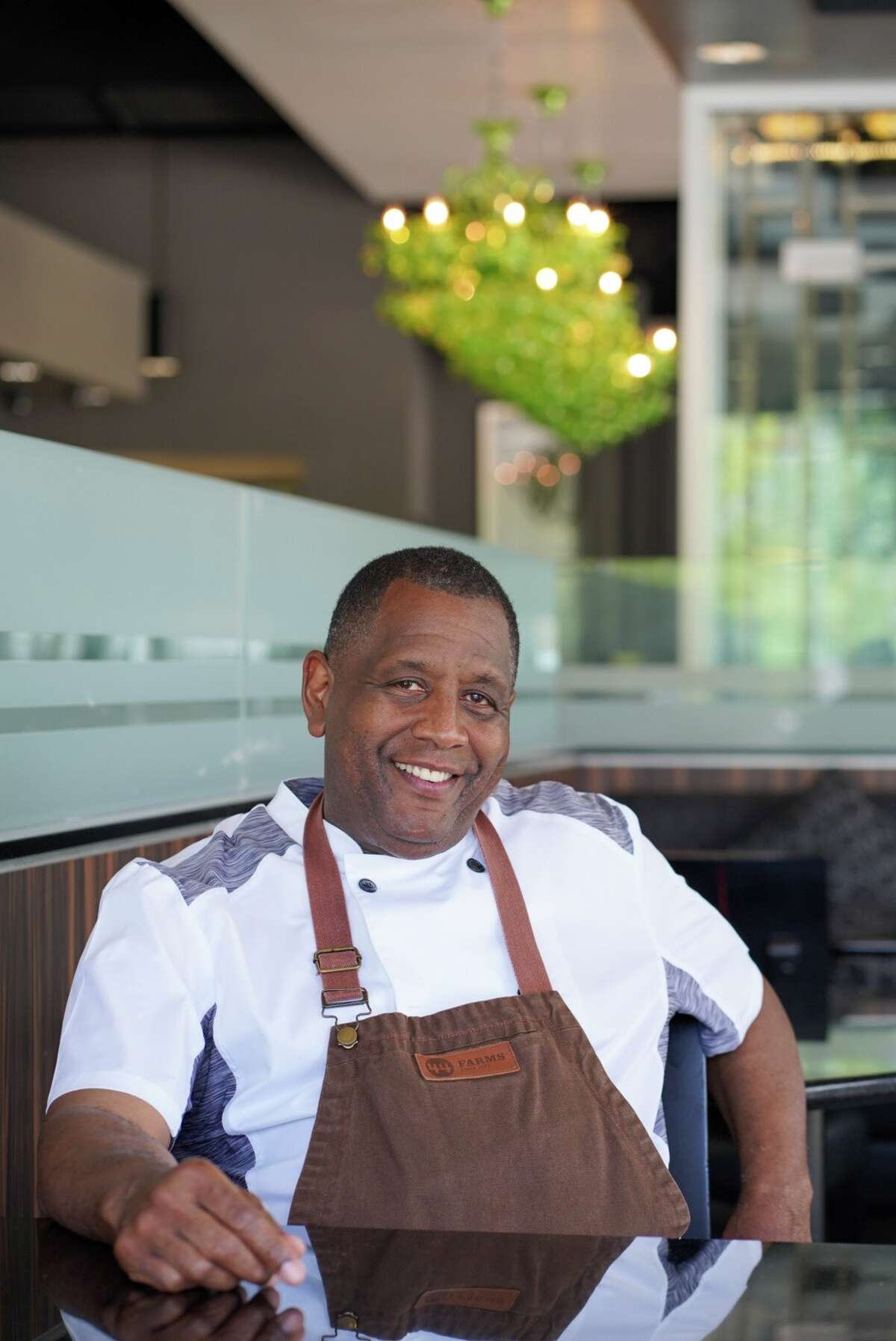 Chef Mark Holley will take over the kitchenat the new David St. at Hermann Park when it reopens fall 2019.