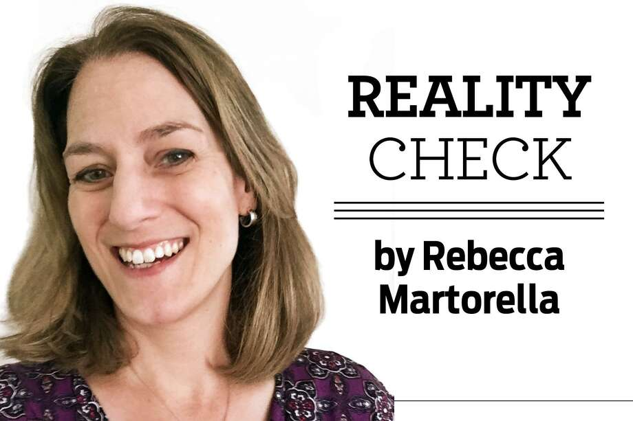 Rebecca Martorella, LMFT welcomes ideas and comments and can be reached at themomfront@optonline.net. Photo: Hearst Connecticut Media