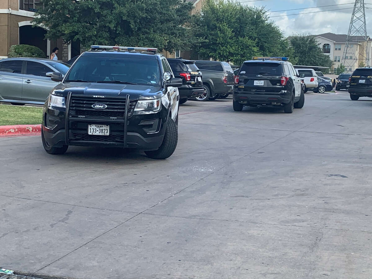 San Antonio police are investigating a shooting that occurred at an apartment complex on the city's West Side.