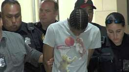 As part of a plea agreement, Anton Jamail Harris pleaded guilty to five sexual assault charges.