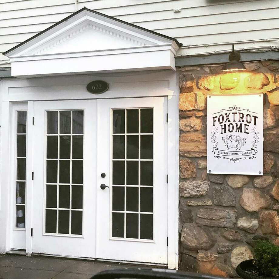 Foxtrot Home has opened up a storefront at622 Main Street in Ridgefield. The business sells antiques, vintage, gifts, home decor and autentico paint. Photo: Facebook