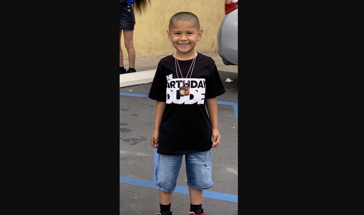 Stephen Romero, 6, was killed in the Gilroy Garlic Festival shooting on July 28, 2019.