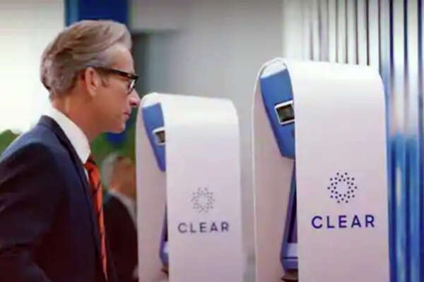 United now offers discounted memberships in CLEAR, the biometric ID company.