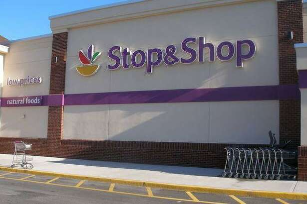 """Stop & Shop at 5 River Road, Wilton, Connecticut. Stop & Shop workers had hoped a """"hazard pay"""" appreciation program for working throughout the coronavirus pandemic implemented in March would be extended after July 4."""