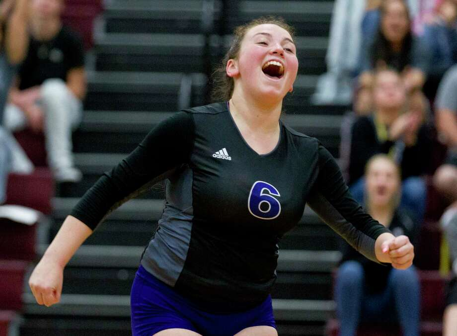 Willis senior setter Erin Bond was a first-team all-district selection last season after pacing the Ladykats' attack with more than 650 assists. Photo: Jason Fochtman, Houston Chronicle / Staff Photographer / © 2018 Houston Chronicle