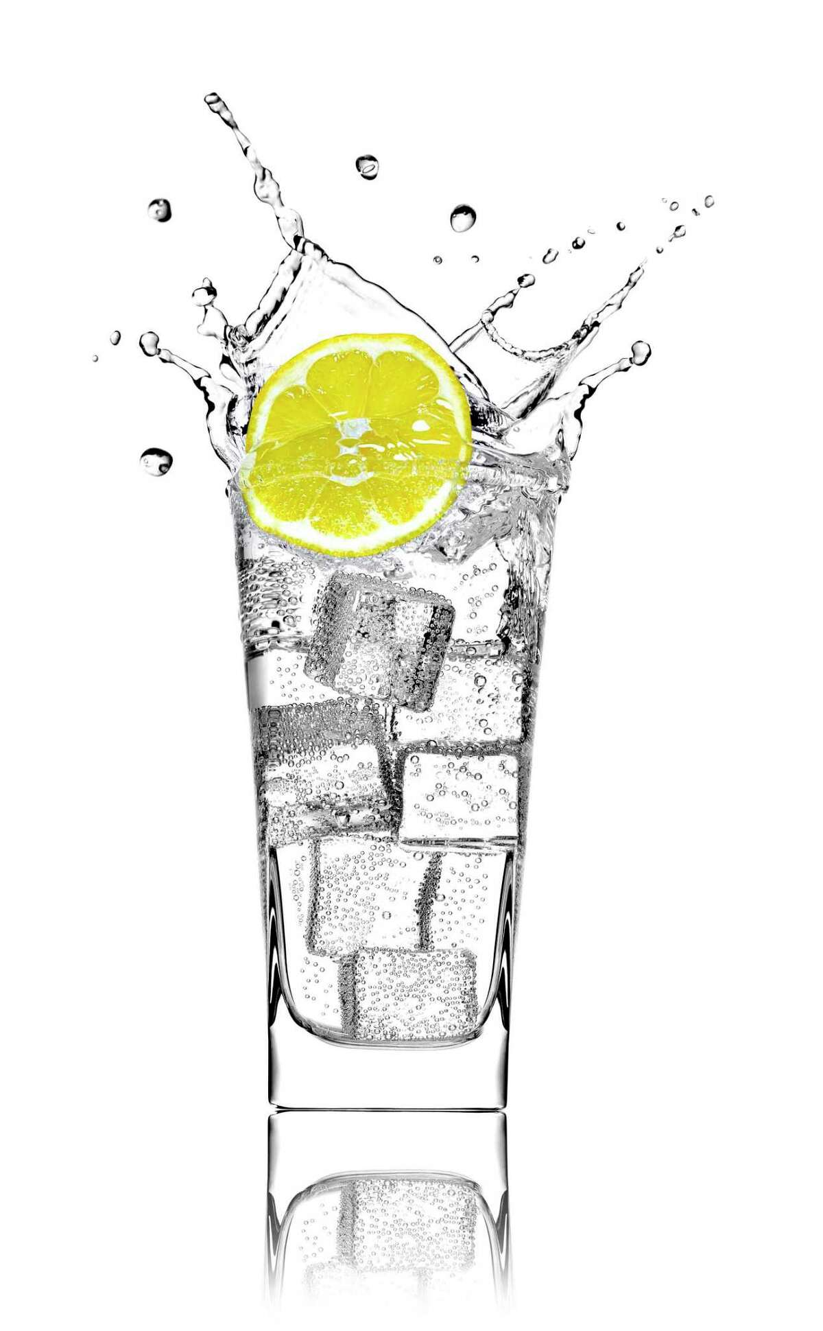 Infuse your water with sliced lemons, cucumbers and other vegetables to add flavor to plain water without adding sugar.