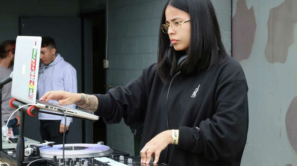 Kay Illah is a DJ from Alief