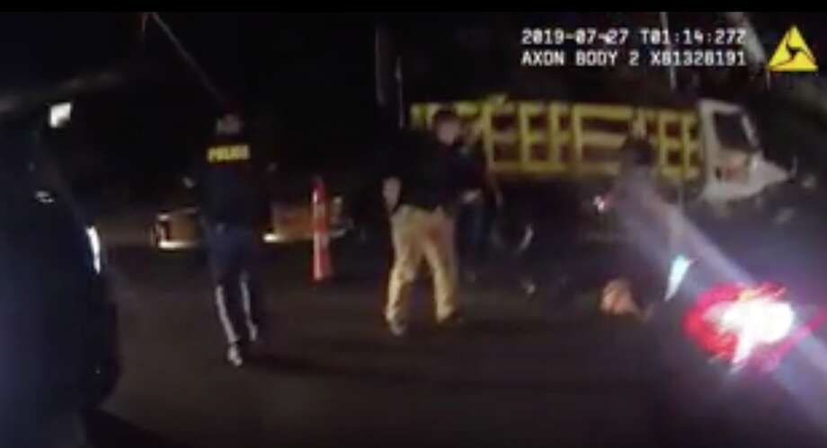 Bodycam video of fatal Hartford police-involved shooting