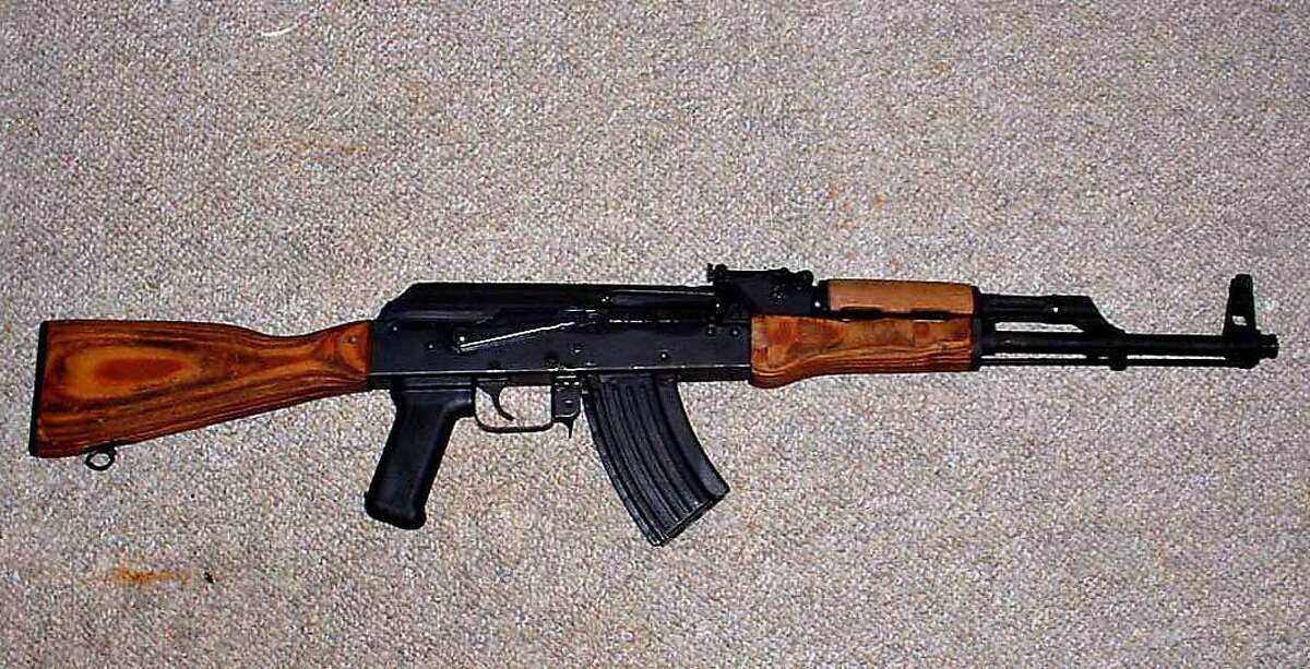 A Century Arms WASR-10.Santino William Legan legally bought a gun like this one on July 9, less than three weeks before Sunday's shooting, an official said.