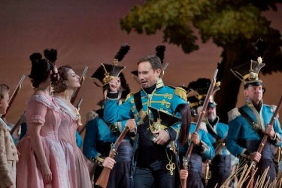 """The New York's Metropolitan Opera's """"L'Elsir d'Amore"""" is shown above. Since October, the Ramsdell Theatre has simulcast operas. (Courtesy photo)"""