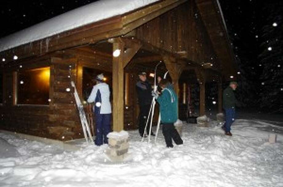 A Moonlight Ski will be held at 7 p.m. on Saturday at the Big M Cross Country Ski Area.