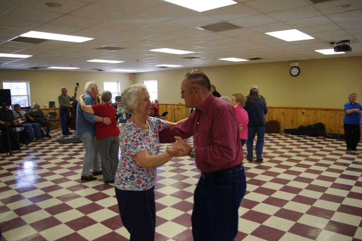 The weekend fun gets off to an early start today in Wellston since it's the second Thursday and time, from 1 to 4 p.m., for the Wellston Jammers Jam Session at the Norman Township Community Center. (Courtesy Photo)