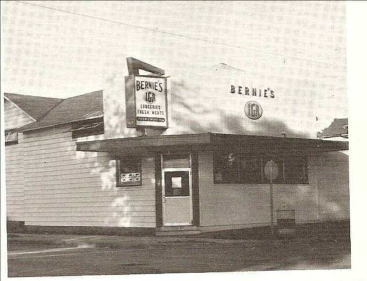 Bernies IGA which was located on Cypress Street was a popular store in the 1960s that was run by Bernie Pieczynski.