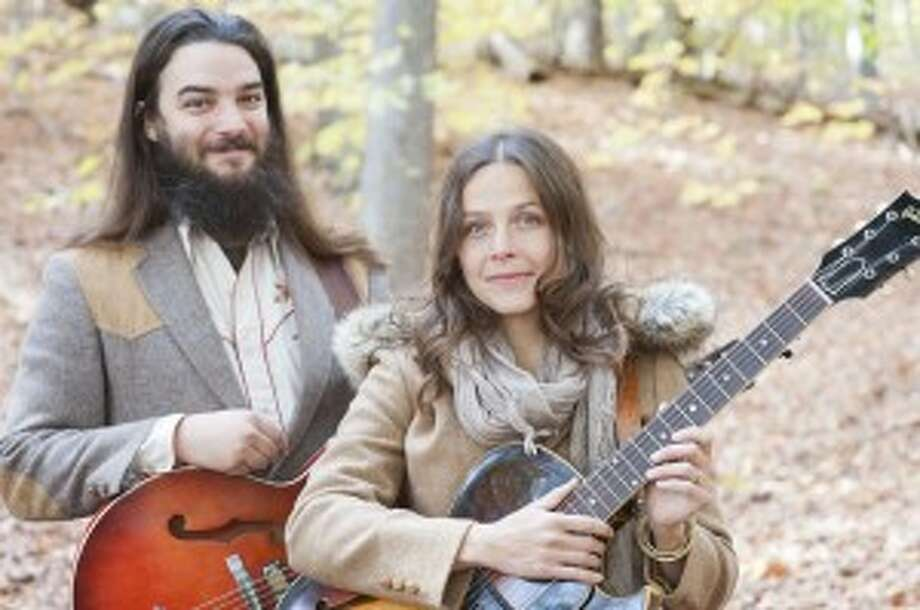 Seth & May will perform a concert at 8 p.m. on Jan. 24 at the Browntown Hall, located at 8233 Coates Highway.