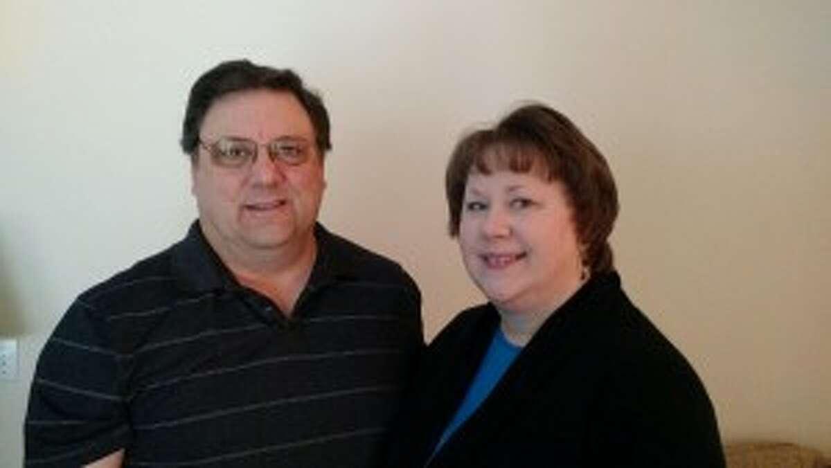 Colin and Joyce Bergel