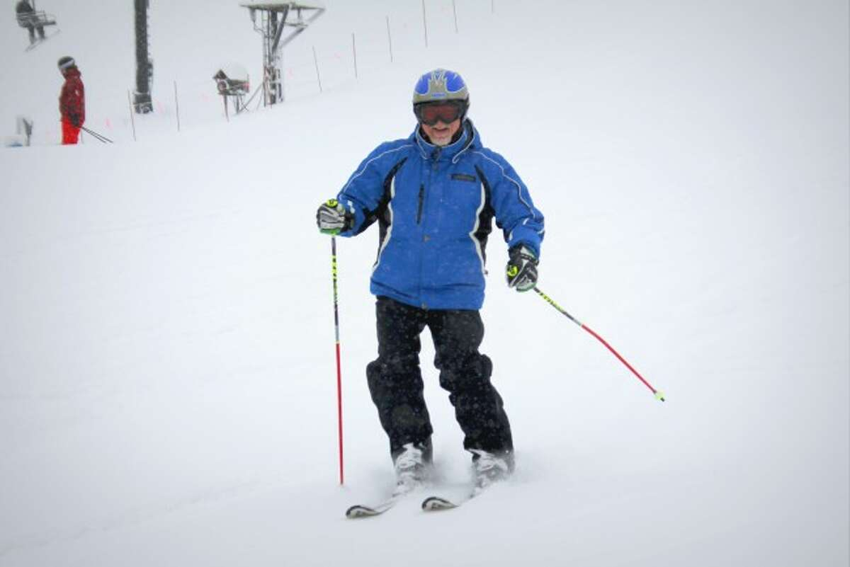 The Retired not Tired club meets between 9:30 and 10 a.m. on Monday through Friday throughout the ski season at Crystal Mountain.