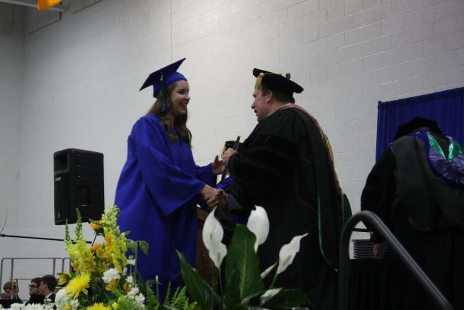 West Shore Community College graduated 140 on Friday evening.