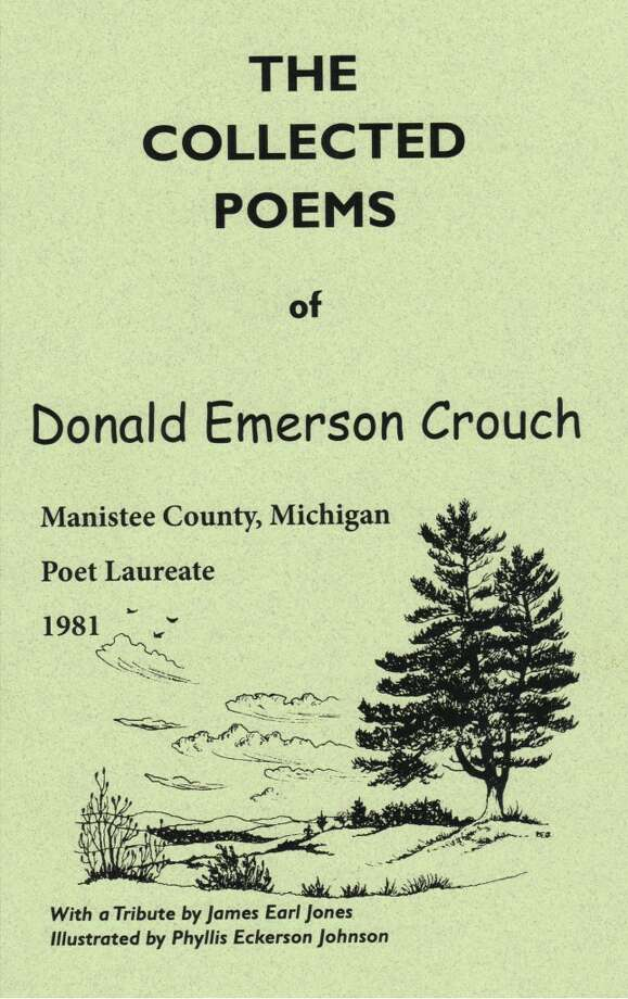 Shown is the cover of the book The collected Poems of Donald Emerson Crouch that will be sold in the funderaiser.(Courtesy photo)