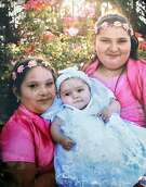 Keyla�Salazar, 13, in a family photographer with her younger sisters. Keyla , of San Jose, was among three people shot and killed at the�Gilroy�Garlic Festival Sunday when a gunman cut through a fence and opened fire. He was shot and killed by police.