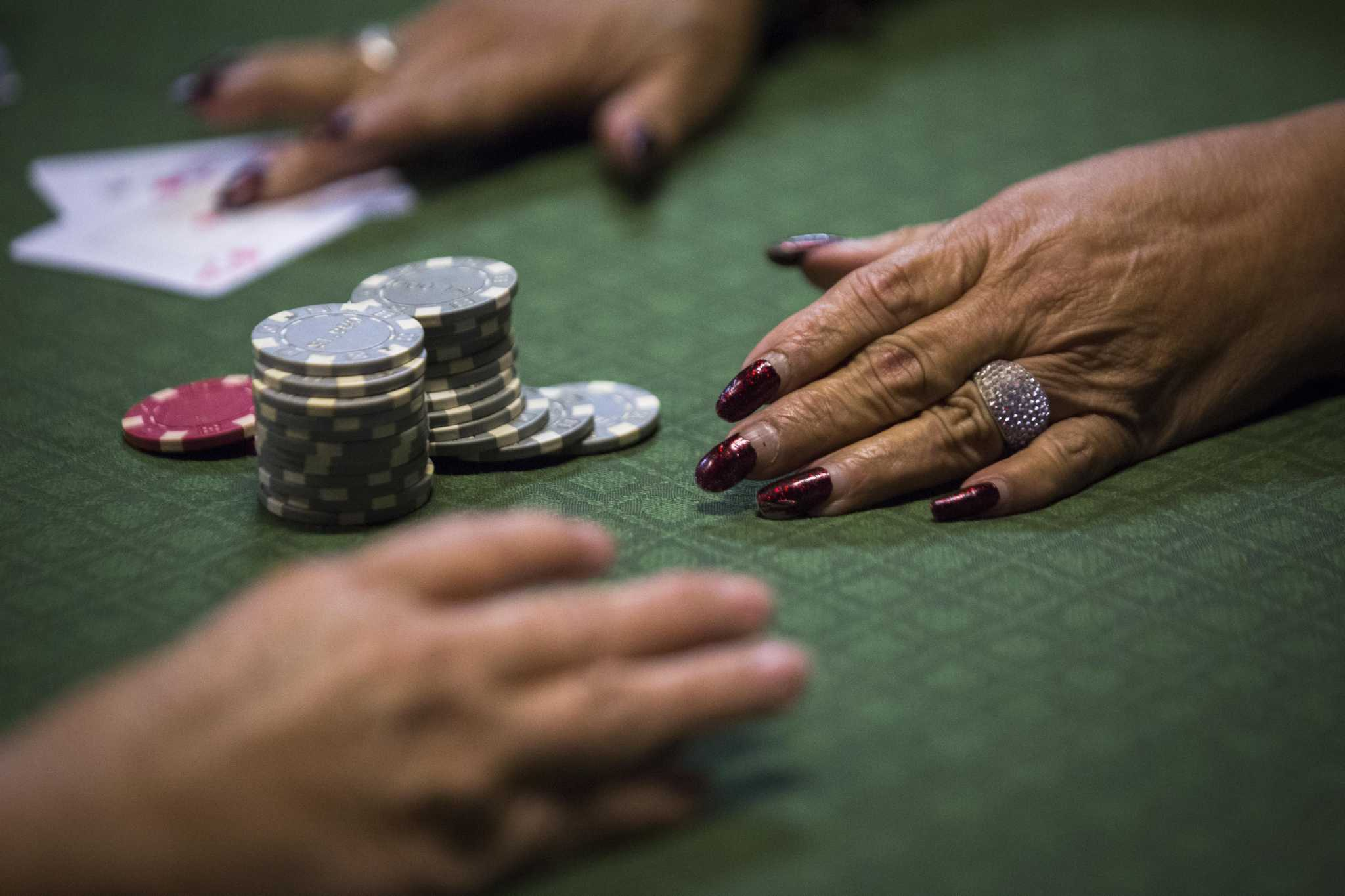 Are poker clubs legal in Texas? The answer is unclear.