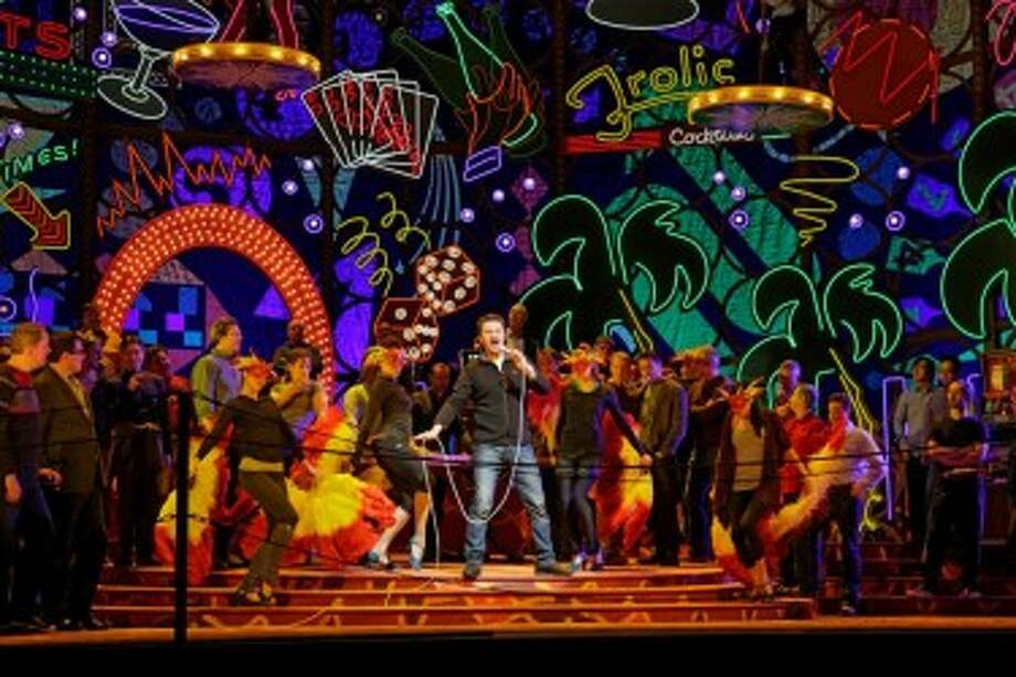This Saturday the Live at the Met in HD series at the Ramsdell Theatre will be featuring Verdi's Rigoletto.