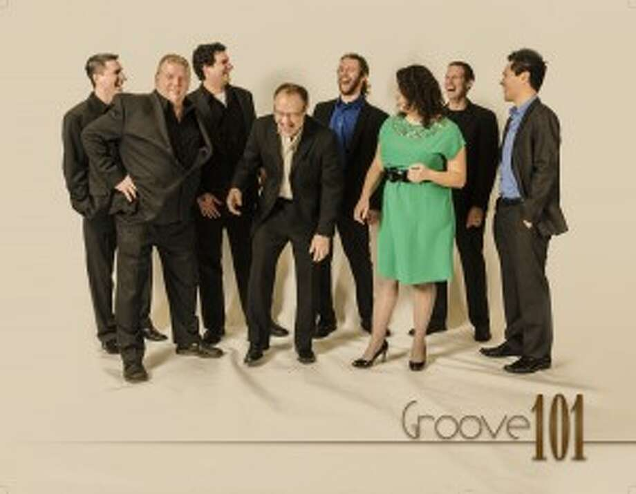 """Groove 101"" will perform music from the past five decades at 7:30 p.m. on Saturday at West Shore Community College's Center Stage Theater."