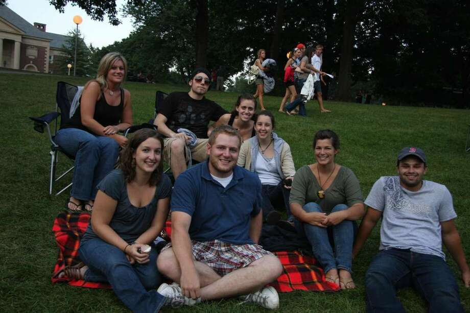 Were you seen at O.A.R at SPAC? Photo: Kacey Bruce