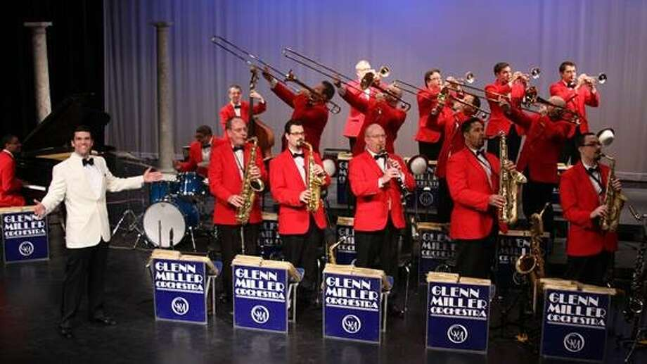 """The West Shore Community College Performing Arts Series and the Ramsdell Theatre and Community Arts Center will host the world famous """"Glenn Miller Orchestra"""" at 7:30 p.m. on March 18 in the historic Ramsdell Theatre."""
