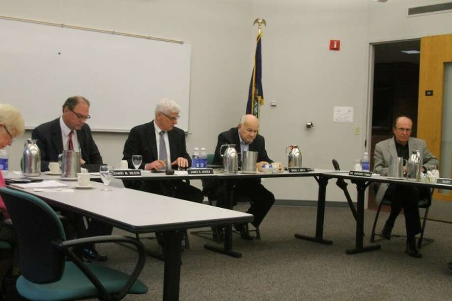A total of 60 applicants will be considered for the West Shore Community College vacant president position.