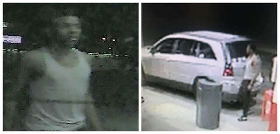 New images released Monday of the suspect Photo: Wood River Police Department