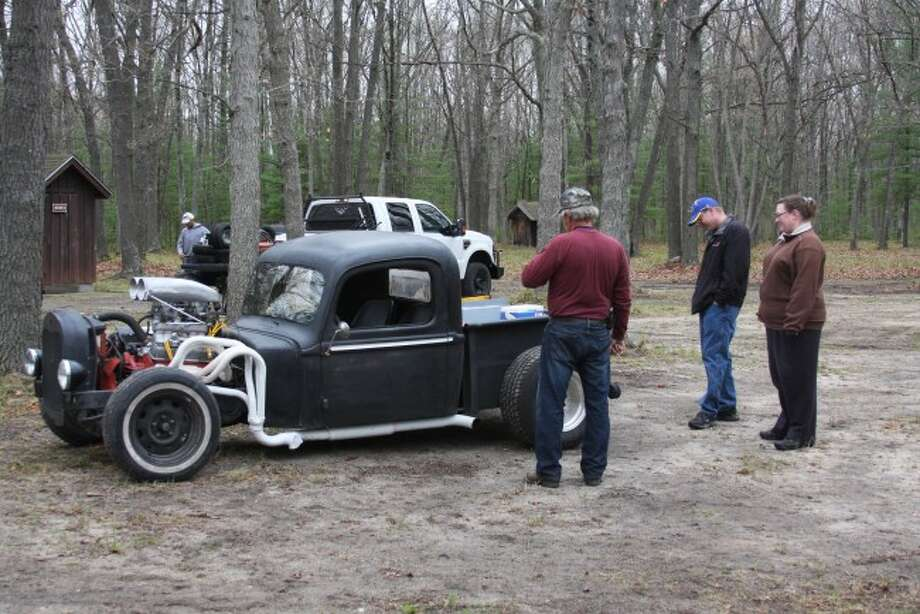 The annual Rats & Rods Party drew in many people on Saturday.
