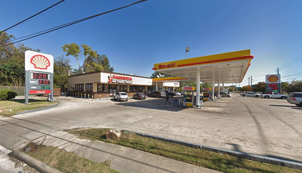 Gas station 4400 Yale St. Cases with skimmers found: 1