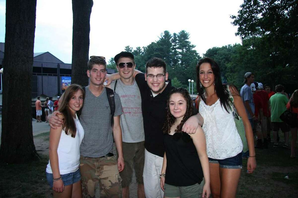Were you seen at O.A.R at SPAC?
