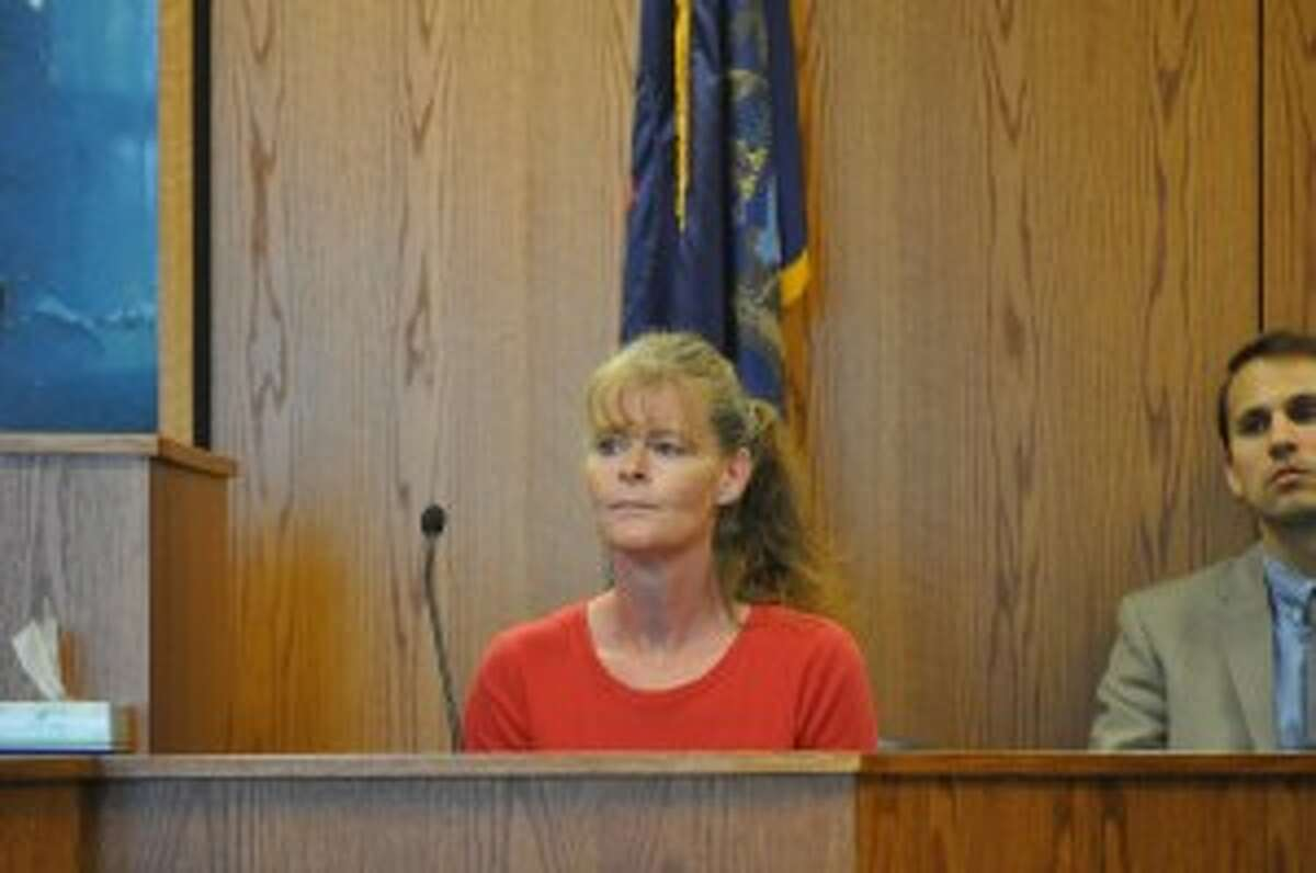 Lisa MacDougall, mother of defendant Joshua Witkowski, told Manistee County's 19th Circuit Court on Wednesday that she has seen her son care for various children appropriately.