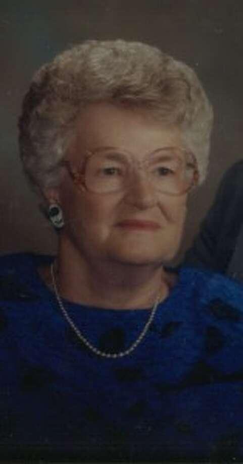 Ruth Marjorie Carey