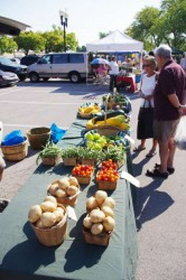 MANY TO CHOOSE FROM: The selection of vegetables available at the farmers markets grows as the season moves through the summer. (News Advocate File Photo)