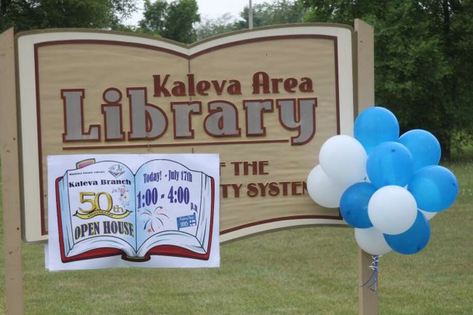 The Kaleva Library celebrated its 50th anniversary on Friday.
