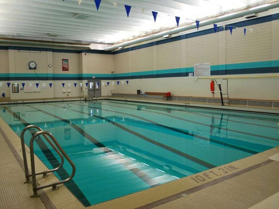 Replacing the ceiling at the West Shore Community College's pool is one of the upgrades scheduled for the recreation center upgrade.