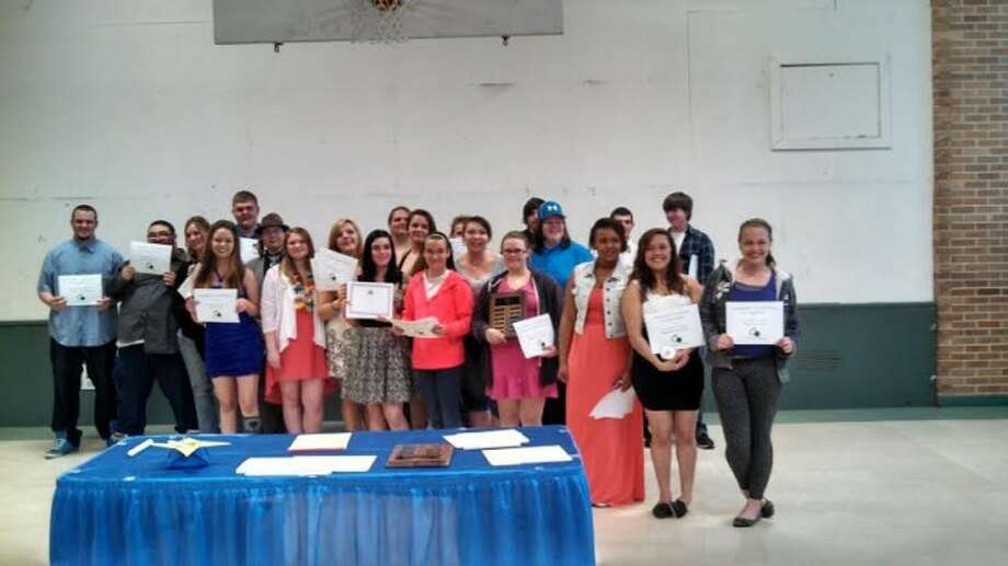 CASMAN Academy recently held the student award ceremony for the 2014-15 school year.