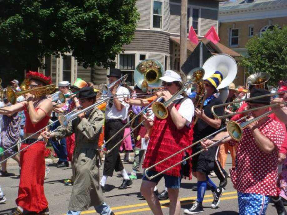 he Portage Lake Association summer series will feature the Scottville Clown Band. (Courtesy Photo)