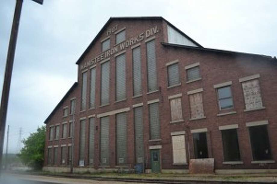 The Iron Works building is one of many that the City of Manistee's Brownfield Redevelopment Authority has assisted with since its inception. (file photo)